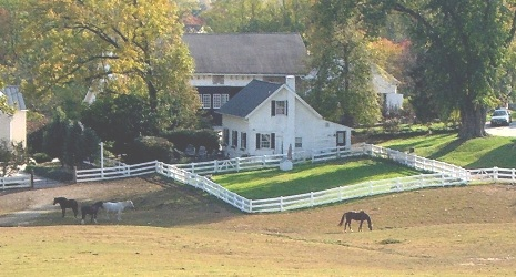 Horse Farms For Sale Chester County